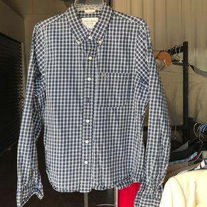Abercrombie and Fitch cotton shirt Sz XL